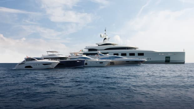 Azimut Benetti said it closed the year 2014-15 with a production value of 650 million euros.