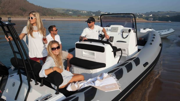 Brig Boats said it is Europe's largest manufacturer of recreational RIBs.