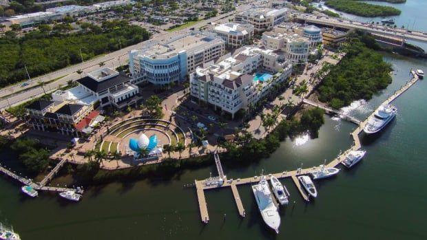 HMY Yachts has a new office in Jupiter, Fla.