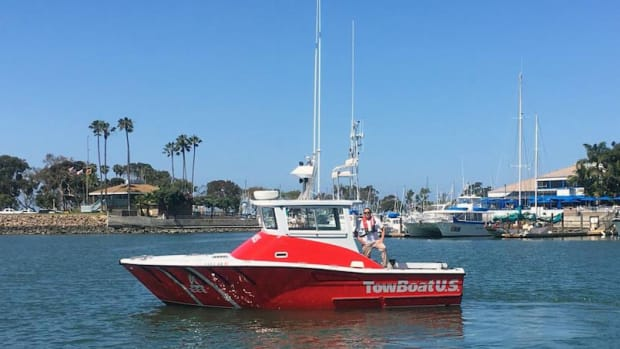 Capt. Scott McClung has been boating and fishing near Dana Point, Calif., for most of his life.