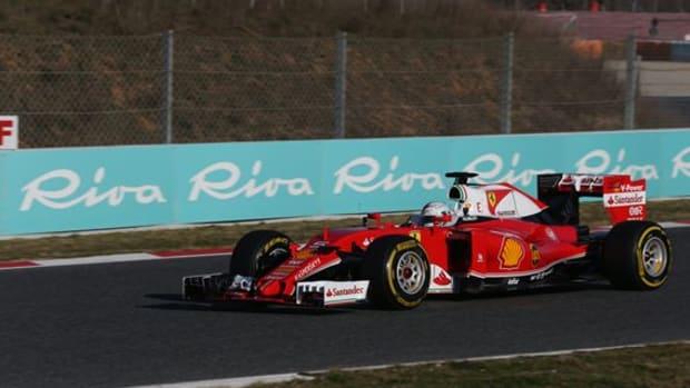 Riva Yachts has a Formula One sponsorship deal with Scuderia Ferrari.