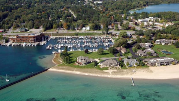 Walstrom Marine's new facility will serve the greater Traverse City, Mich., boating community.