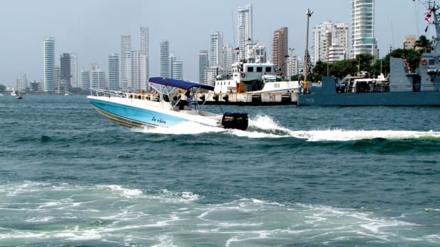 Colombia's boating potential is great, but the marine infrastructure hasn't kept pace with overall economic growth.