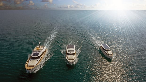 Greenline will offer Vessel Vanguard subscriptions with three of its yachts.