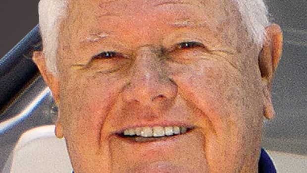 Industry icon Jim Lane, president of Chaparral and Robalo Boats, died Saturday, surrounded by family.