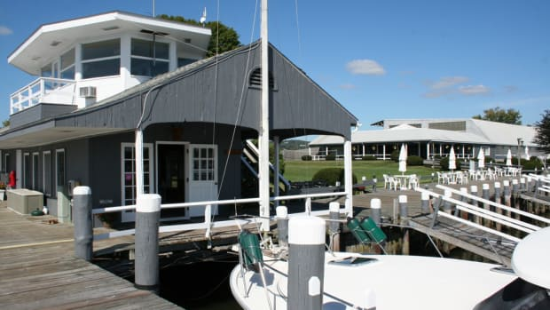 The Brewer Yacht Yard Group acquired the 125-slip Essex Island Marina at an auction in August.