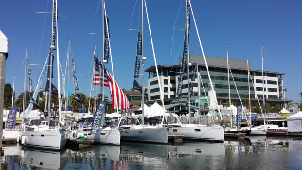 Strictly Sail Pacific is the largest all-sailboat show on the West Coast.