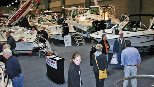 Held in early February, the show avoided conflicts with other regional events and the turnout pleased organizers.