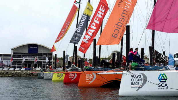 Volvo Penta supplied the D2-75 diesel engines, drives and power generation systems for the one-design racers in the Volvo Ocean Race.