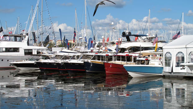 The St. Petersburg Power & Sailboat Show saw an 8 percent increase in attendance.
