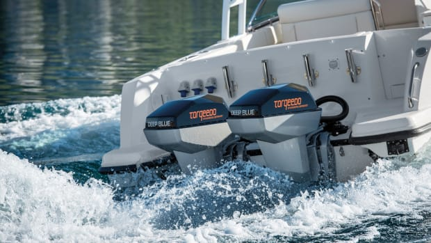 German outboard maker Toqeedo is celebrating its 10th anniversary this year.