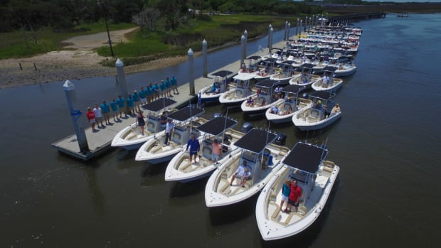 The Freedom Boat Club of Jacksonville, Fla., which operates in two locations, now offers more than 50 boats.