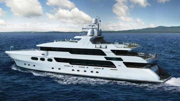 Two 164-foot yachts from Christensen Shipyards are scheduled to debut in November at the Fort Lauderdale International Boat Show.