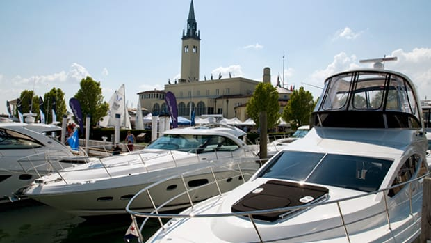The Great Lakes Boating Festival in southeast Michigan will feature boats ranging from 16 to 80 feet.