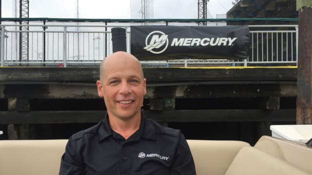 Mercury Marine president John Pfeifer said the company wants to do a better job of educating the general public about how easy and safe boating has become.