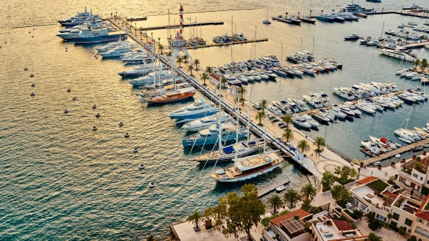 Organizers said more than 90 brokers and agents have registered for the MYBA Pop-Up Superyacht Show.