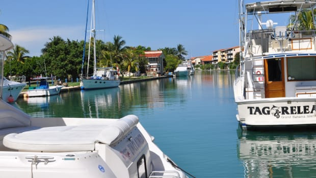 Commodore José M. Diaz Escrich of the Hemingway International Yacht Club in Cuba (which is shown here) says authorities reversed a previous decision and will allow Cuban-Americans who were born in Cuba to come to the country on recreational boats.