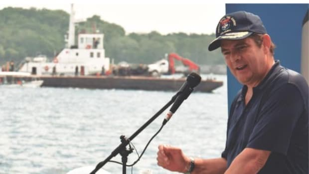 Colombian vice president German Vargas Lleras says tourism will increase as the country's recreational marine industry grows.