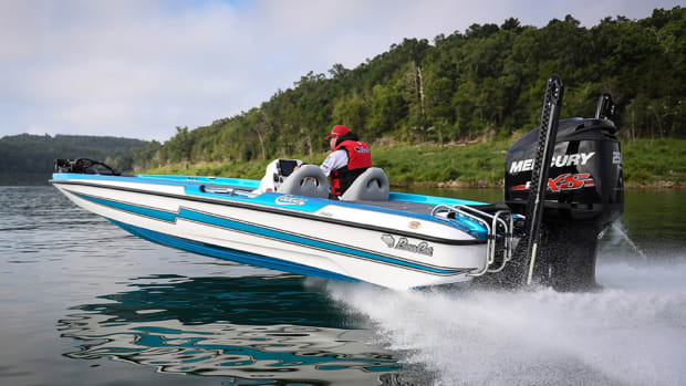 Bass Cat introduced a 20-foot, 4-inch Cougar Advantage SP to dealers.