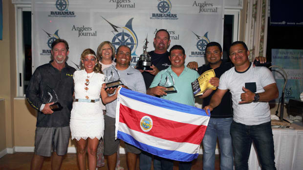 Team Uno Mas won the $5,000 Grand Slam bonus during the second leg of the Ba-hamas Billfish Championship.