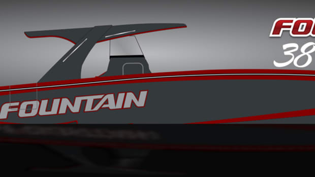 The Fountain 38 Thunder is set to debut at the Fort Lauderdale International Boat Show. Iconic Marine Group is investing heavily in the product development in all of its brands.