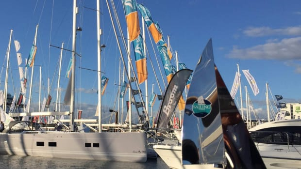 Sailing Today honored Hanse Yachts AG with its Boat Builder of the Year Award.