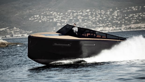 Evo Yachts said the Evo 43 was praised for its design and technological features.