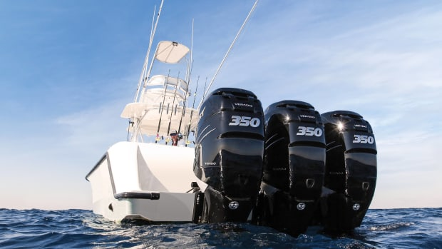 The marine engine segment reported net sales of $625.7 million in the third quarter, up 6 percent from $588.2 million in the third quarter of 2015.
