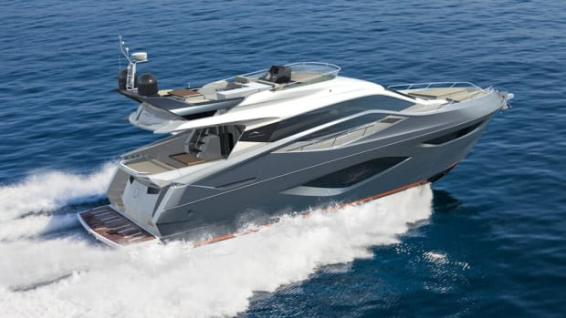 The Numarine 60 Flybridge will make its world debut at the 2015 Fort Lauderdale International Boat Show.