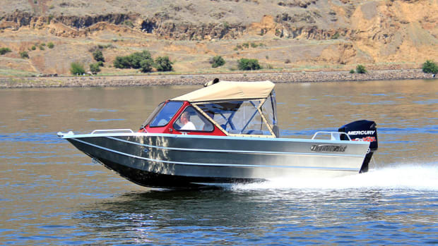 This V-186 Eco is one of Thunder Cat's 19 heavy-gauge aluminum models.