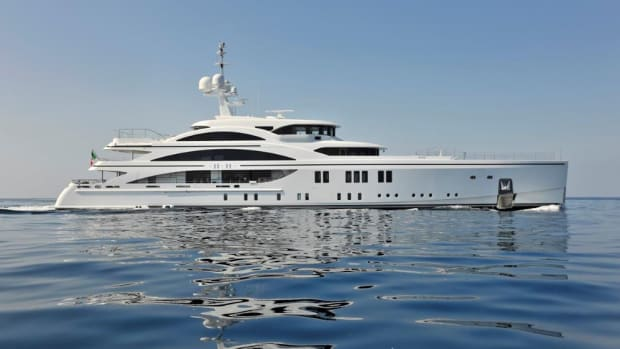 Benetti's FB265 MY 11/11 will have its worldwide debut at the Monaco Yacht Show.