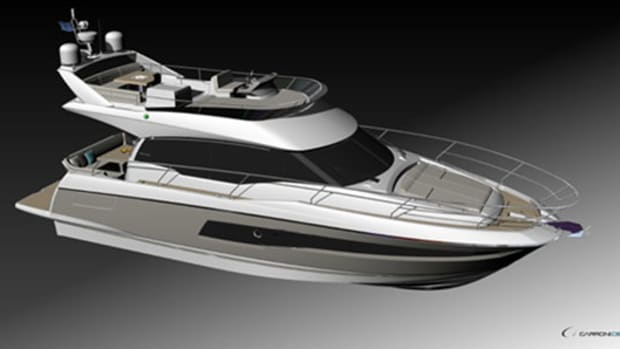 The Prestige 460 will have its world premiere at Yachts Miami Beach.