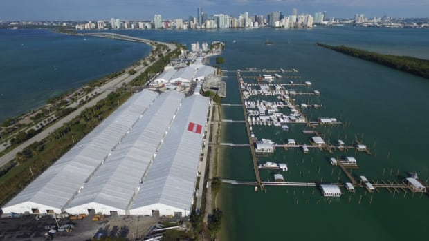 A legal hurdle was cleared for the 2017 Miami International Boat Show.