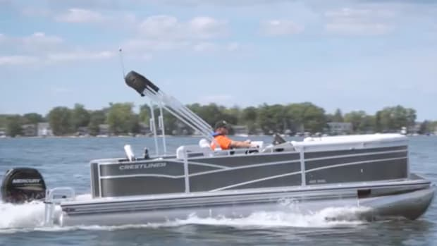 Crestliner Boats said the new series comes in two styles and features five layout designs.
