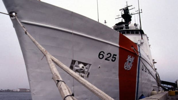 Coast Guard funding could be cut by 14 percent under the Trump administration's proposed federal budget. Photo courtesy of the Coast Guard