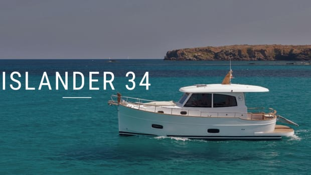 Another European builder is setting its sights on the North American market. The Islander 34 from Minorca Yachts will be at the Palm Beach International Boat Show this week.