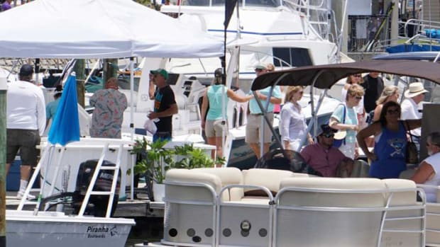 The 21st Southeast US Boat Show will be held in May at Metropolitan Park in Jacksonville, Fla.