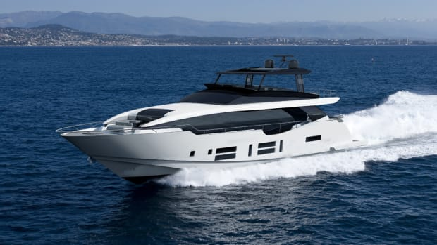 Canados Yachts said it will be able to deliver the first of its new 969 Coliseum yachts in time for the 2018 season.
