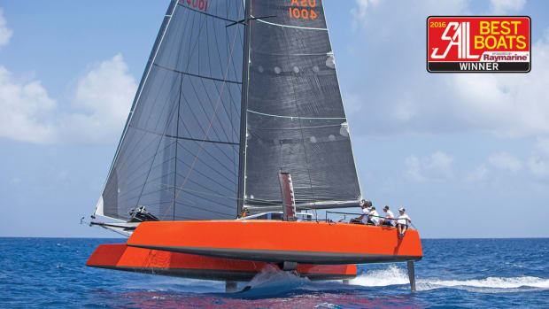 Multihulls such as the Gunboat G4 figured heavily in this year's list of Sail magazine's 2016 Best Boats Awards. The G4 was named the best performance boat over 30 feet.