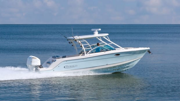 Robalo sportfishing models helped raise average selling prices for Marine Products Corp. in the second quarter.