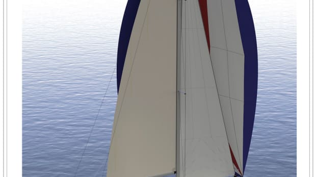 A rendering of the Catalina 425.