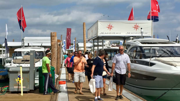 The Progressive Miami International Boat Show, one of the country's largest boat shows, has a new manager.