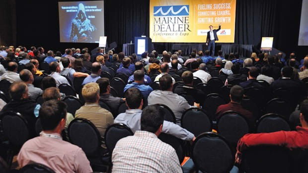 More than 1,200 dealers are expected at the conference this year. Attendance has been rising since the Great Recession ended.