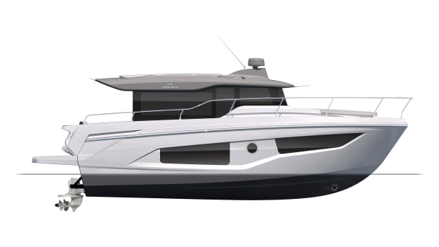 Cranchi Yachts said the XT36 combines the practicality of a trawler and the performance of a sport cruiser in a boat that is less than 33 feet.