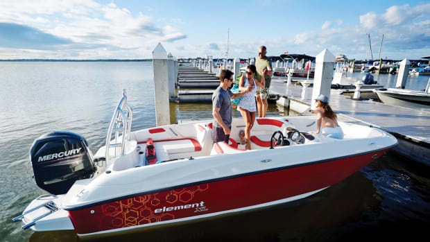 There's a boat for every budget. That's the value message the Recreational Boating Leadership Council wants to convey.