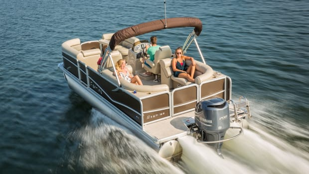 Premier Marine is filling orders for new boats.
