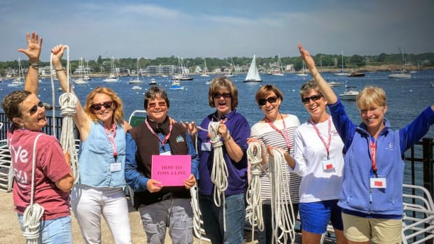 Sailors from around the country will gather next month for the Women's Sailing Conference in Marblehead, Mass.