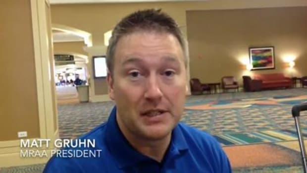 TRADE ONLY: MRAA president Matt Gruhn