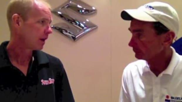 TRADE ONLY: Interview wirh Suzuki's David Greenwood