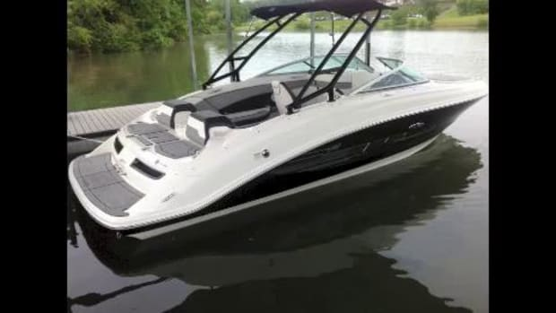 TRADE ONLY: The Appeal of Today's Jetboat